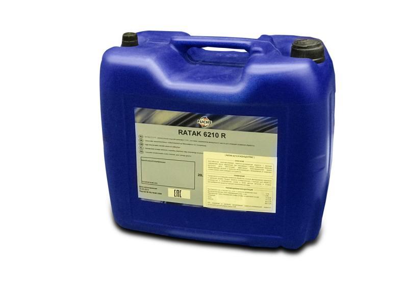 Смазочно-охлаждающая жидкость (СОЖ) RATAK 6210 R - 20л.