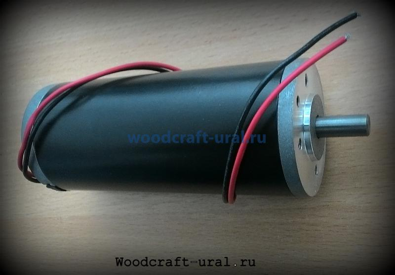 Мотор-редуктор подачи масла (с проводом) Байкал