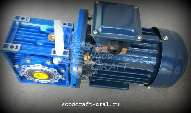 Мотор-редуктор NMRV 075.100.15.0,55х1500.V6.FA