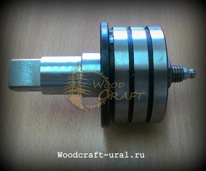 Ролик MG 6500 203/40 65 17 33 с осью 108х17