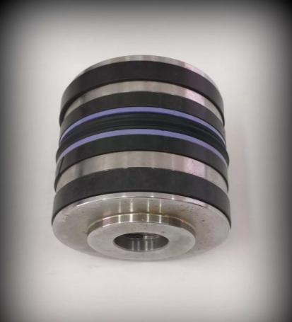 Поршень ОПУ 100 мм ЛВ-185 с к/у ЛВ-185.48.600