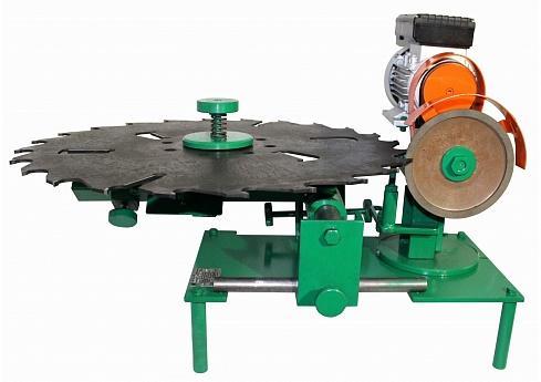 Станок для заточки дисковых пил Алтай 3 СЗА-3М