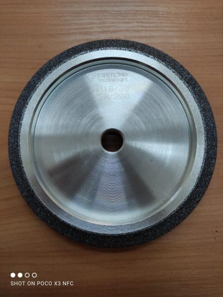 Круг Diamond technologies для заточки лент.пил WM 10/30