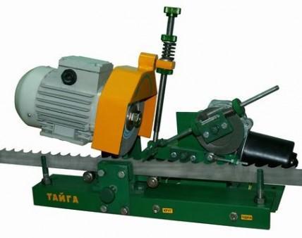 Автомат для заточки зубьев ленточных пил (220V)
